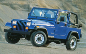 Looking for Jeep YJ