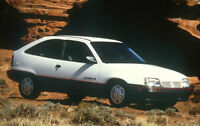 Looking for a 1988 to 1993 Pontiac Le Mans coupe (2 doors), manu