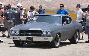 need a grey or silver 1970 chevelle for a video shoot