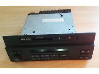 BMW E39 Business Radio & 6 disc Changer