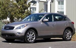 2010 Infiniti EX35, Extremely good, 8 mags and tires