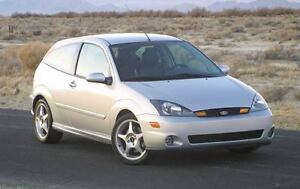 2001 Ford Focus Selling For Parts