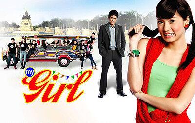 My Girl   Pinoy Version Complete Set Filipino Tv Series Dvd Teleserye