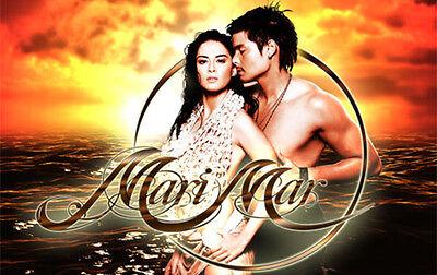 Marimar   Pinoy Version Set Filipino Tv Series Dvd Teleserye