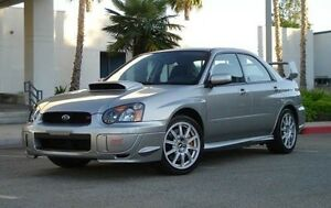 Looking For: Subaru Impreza