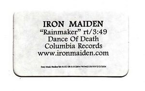 Iron-Maiden-Rainmaker-RARE-promo-VHS-video-04-NEVER-PLAYED