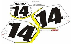 Rox Snowcross Numberplates and Decals Kawartha Lakes Peterborough Area image 7