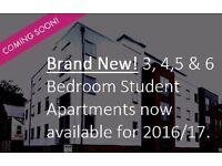 6 bedroom house in Forster St, Nottingham, NG7