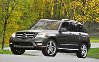 2012 Mercedes-Benz GLK 350 AWD 4matic One Owner No accidents