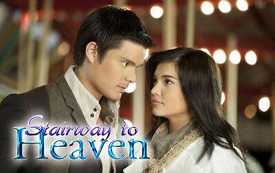 Stairway To Heaven   Pinoy Version Complete Set Filipino Tv Series Dvd Teleserye