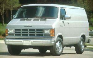 Looking for a classic diesel van