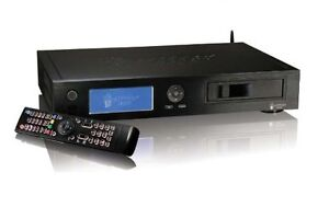 Popcorn Hour C-200 Media Player + 500 MB HDD + Wi-Fi Dongle
