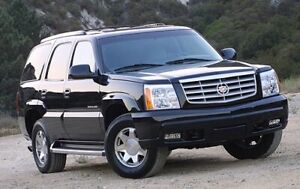Escalade prices too sell or trade
