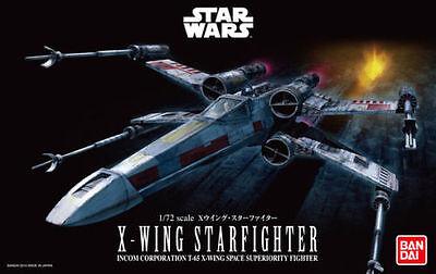 1/72 Bandai Star Wars Rebel X-Wing Fighter #191406