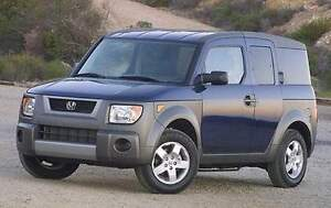 Looking For Honda Element - 2003 - 2009
