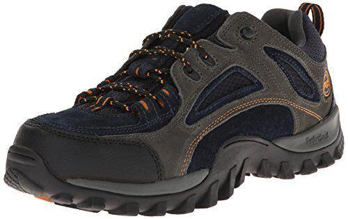 Timberland PRO Men's Mudsill Steel Toe Oxford Shoe,Blue/Blue,9 M TB061009484