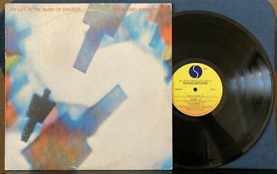 BRIAN ENO/DAVID BYRNE~MY LIFE IN THE BUSH OF GHOSTS~1981 SIRE LP~TALKING HEADS