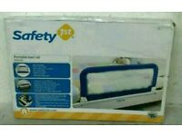 NEW SAFETY 1ST PORTABLE BED RAIL