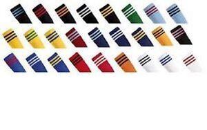 FOOTBALL-RUGBY-HOCKEY-SOCCER-SOCKS-SIZES-12-2-3-6-FREE-UK-POST