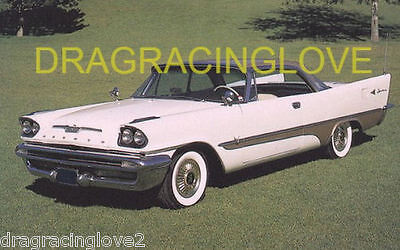 1957 DeSoto Classic American Car Vintage Magazine/Print Ad 8x10 PHOTO! COPY