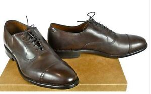 Allen Edmonds 'Park Avenue' Dark Brown Burnished Calf 9.5 B - New without box