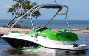 2012 Sea doo 150 speedster 255hp with tower and speakers