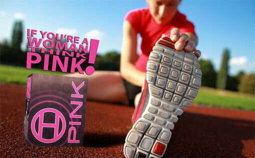 PINK for WOMEN by BHIP GLOBAL Natural Energy & Fitness with Dietary Supplements 2