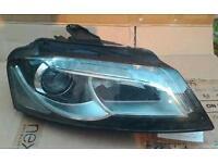 Audi a3 drl headlight s3 rs3 genuine
