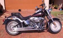 2007 Harley Davidson Fatboy (FLSTF) Rockingham Rockingham Area Preview