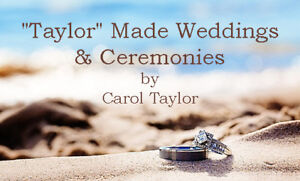 Customized Wedding Officiant Service