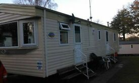Haggerston Castle caravan to let from £150