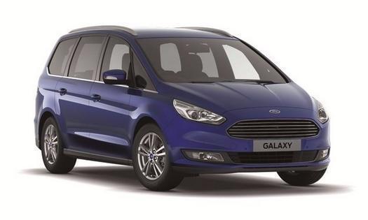 2017 Ford Galaxy 2.0 TDCi 180 Titanium 5 door Diesel People Carrier