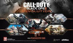 SEALED COPY OF COD : BLACK OPS 2 INCLUDING REVOLUTION MAP PACK Cambridge Kitchener Area image 3