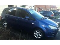 Ford c max - long mot - only 28k miles - lady owner REDUCED To SELL