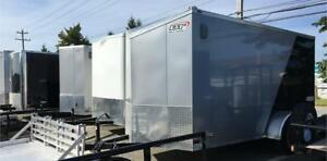 ALL REMAINING ENCLOSED TRAILERS ON SALE!