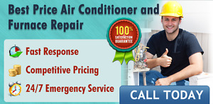 FURNACES & AIR CONDITIONERS 24/7 EMERGENCY REPAIR $49 SERVICE Kitchener / Waterloo Kitchener Area image 3