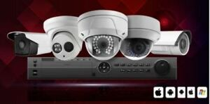 HD Security Camera Installation for Home & Business
