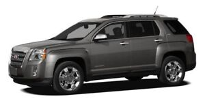 2012 GMC Terrain SLE-1 LOW KMS, ACCIDENT FREE