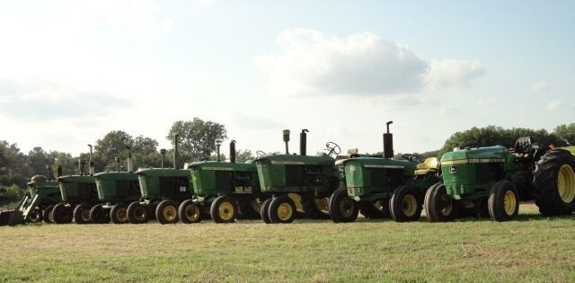 Used Tractors and Parts