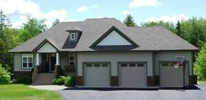 Remarkable custom built open concept executive bungalow
