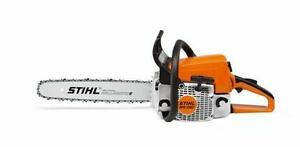 STIHL MS250 SAW AT DSR, YOUR NEW STIHL DEALER ON PEI
