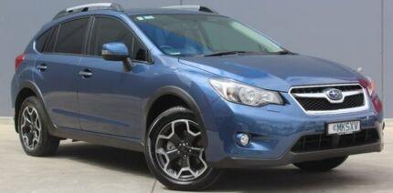 2013 Subaru XV G4X MY13 2.0i-S AWD Blue 6 Speed Manual Wagon