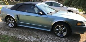 2000 Ford Mustang CONVERTIBLE Coupe (2 door)