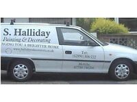 ★ Hallidays Decorators ★ Belfast ★ Painter & Decorator Available for all Painting & Decorating Work
