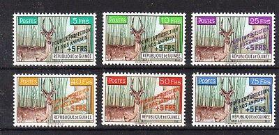 V4836 GUINEA TIERE RIEDBOCK MINR 86 91