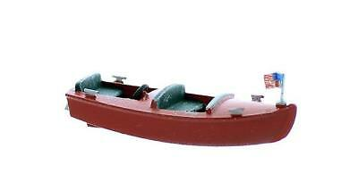 SPORTSMAN Runabout Kit N Scale Detailed Boat Kit
