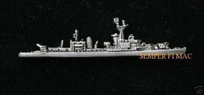 8c5e7a731b4b USS Fiske DD-842 LAPEL HAT PIN UP MADE IN US NAVY VETERAN DESTROYER ASW  VIETNAM