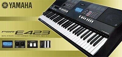 Yamaha PSRE423 Portable Keyboard Workstation