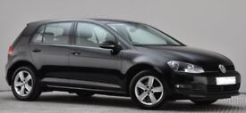 VW TSi Golf MK7 5 Door 1.4 - 65 Plate 27k miles , automatic, new break pads recently fitted