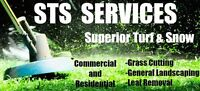 STS Services - Landscaping / Lawn Care / Grass Cutting - WSIB